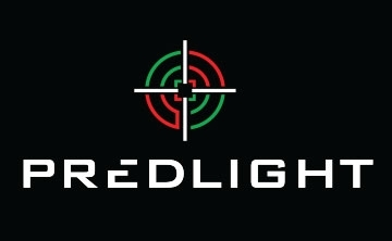 Predlight multi-colour LED hunting torches and headlamps